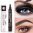 Make up Microblading Tattoo Eyebrow Pencils Waterproof Fork Tip