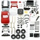 FixedPricewpl 4wd off-road truck electric rc car speed kit children mini racing cars toys