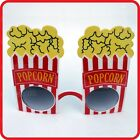 POPCORN GLASSES SUNGLASSES-WATCH MOVIE TV SHOWS HOLIDAY-COSTUME-PARTY-COSPLAY
