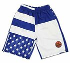 Zipway NBA Men's New York Knicks Flag Athletic Shorts on eBay