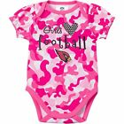 Gerber NFL Infant Girls Arizona Cardinals Camo Bodysuit on eBay