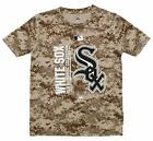 Majestic MLB Youth Chicago White Sox Short Sleeve AC Team Icon Tee on Ebay