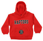 OuterStuff NBA Infant and Toddler's Toronto Raptors Fleece Hoodie, Red on eBay