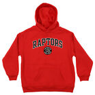OuterStuff NBA Youth Toronto Raptors Fleece Pullover Hoodie, Red on eBay