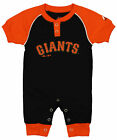 """Majestic MLB Infant San Francisco Giants """"Game Time"""" Coverall on Ebay"""
