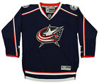 Reebok NHL Youth Columbus Blue Jackets Premier Jersey, Navy $34.95 USD on eBay