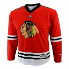 Reebok NHL Youth Chicago Blackhawks Replica Jersey $32.5 USD on eBay