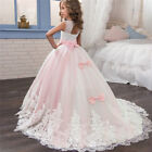 Christmas Party Girls Dresses Kids Girl Bridesmaid Dress Children Formal Clothes