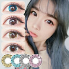 Color Contact Lenses Cosmetic Eye Makeup Lens Big Plum Blossom Series Last 1 Yea