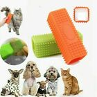 Pet Hair Removal Brush Dog Cat Fur Remover Tool Car Seat Carpet Silicone -AS37