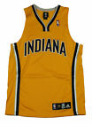 Adidas NBA Men's Indiana Pacers Blank Basketball Jersey, Gold on eBay