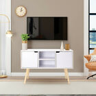 Living Room Cabinet Table Large Small Side TV Stand Wood Unit Sideboard Cupboard
