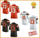 Odell Beckham Jr #13 Cleveland Browns Men's Jersey Authentic stitched Size S-3XL on eBay