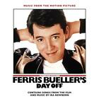 Ferris Bueller's Day Off -  Songs from the Film and Music by Ira Newborn NEW!!!
