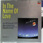 """Ralph MacDonald - In The Name Of Love / VG+ / 7"""""""", Promo"""