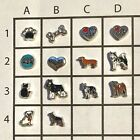 Floating Charms to fit Origami Owl #17 Buy 4 Get 1 Free (See Description!!!) image