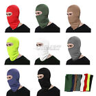 Outdoor Full Face Mask Balaclava lycra Ski Neck Summer Sun Ultra UV Protect Thin