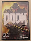 Doom PC Includes Demon Mltiplayer Pack Factory Sealed