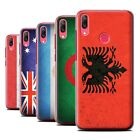 Stuff4 Hülle/Case/Backcover für Huawei Y7/Prime/Pro (2019)/Flagge