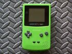 Nintendo Game Boy Color System w/Gray Buttons-Plastic Screen -Pick Shell Color!