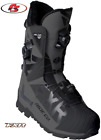New 2019 FXR Helium Pro BOA Snowmobile Boots Charcoal/Black 12 Snowbike Men's