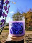 Beautiful WOOD WICK 14 oz jar Scented Candle  Gift boxed CHOOSE YOUR SCENT Gift
