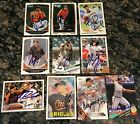 Various Baltimore Orioles Signed Cards YOU PICK Autographs Combined Ship