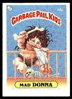 Topps Garbage Pail Kids UK - Mad DONNA 2nd Series No. 50a