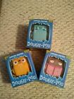 Dookie-Poo Limited Edition Sleepy-Poo Bloo Dapper lot of 3 Manny Galan