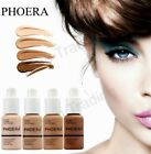 PHOERA Liquid Foundation Cosmetic Long lasting Concealer Make Up Full Coverage  <br/> 🔥🔥🔥 BUY 2 GET 1 WITH 20% OFF (ADD 3 TO BASKET)🔥🔥🔥