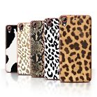 STUFF4 Phone Case/Back Cover for HTC Desire 628 /Fashion Animal Print Pattern