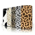 STUFF4 Phone Case/Back Cover for HTC Desire 816 /Fashion Animal Print Pattern