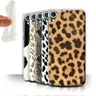 Gel/TPU Phone Case for HTC Desire 820G+ Dual /Fashion Animal Print Pattern