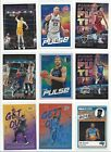 2018-19 PANINI HOOPS INSERTS -  BASE or HOLO PARALLEL   - ALL LISTED - U PICK!!!