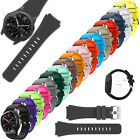 Samsung Galaxy Watch 46mm Band Silicone Strap Replacement Bands new image
