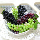 Artificial Lifelike Grapes Bunch String Party Home Décor Props Hanging Ornament