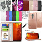 For Nokia 8.1 Case Wallet Leather Cover Book Flip Magnetic Stylish + Stylus