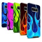 STUFF4 Gloss Tough Phone Case for Samsung Galaxy Note 8/N950 /Flame Paint Job