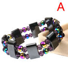Magnetic Weight Loss Bracelet Beads Hematite Stone Health Care Jewelry _7