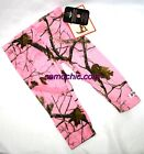 REALTREE AP PINK CAMO CAMOUFLAGE PANTS LEGGINGS - INFANT, BABY, TODDLER