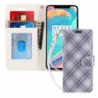 FYY Leather Wallet Case for Phone Xs