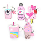 1pc Lovely Women Lady Girl Keychain Small Coin Pouch Wallet Purse Bag Zipper HOT $3.52  on eBay