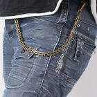 Punk Rock Hip Hop Gothic Trousers Wallet Key Chain Waist Belt Dancer Men Women