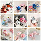 Cute Fun AirPods Silicone Case Protective Skin For Apple AirPods Charging Case