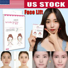 40/80PCs Set Instant Face Neck and Eye Lift Facelift V Shape Tapes Anti- Wrinkle image