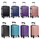 'Small Hand Cabin Spinner Trolley Luggage Hand Suitcase Ryanair Easyjet Case Bag
