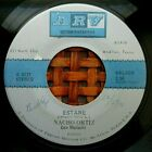Hear Nacho Ortiz Rare 45 RPM on ARV 1976 Estare (Latin) VG+