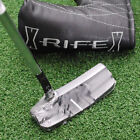 """Rife Golf """"RFx Series"""" Rival Goose Neck Blade Putter Length 34/35 Inch - NEW"""