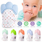 1pc Baby Silicone Mitts Teething Mitten Glove Candy Wrapper Sound Teether Toy