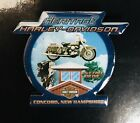 HERITAGE HARLEY-DAVIDSON MOTORCYCLE CONCORD NEW HAMPSHIRE LIVE FREE OR DIE